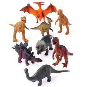 Small Toy Dinosaur Assortment (4)