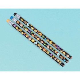 Smiley Pencils (12)