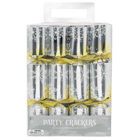Snowflake Holiday Crackers