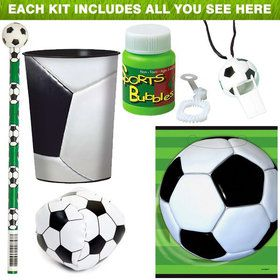 Soccer Favor Kit (for 1 Guest)