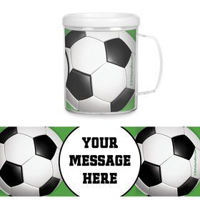 Soccer Party Personalized Favor Mugs (Each)