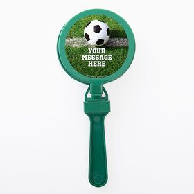 Soccer Personalized Clappers (Set of 12)