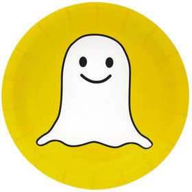 Social Media - Photo Shoot Snappy Ghost party plates (8)