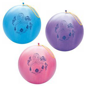 "Sofia 16"" Punch Balloon (Each)"