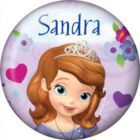 Sofia Personalized Mini Magnet (Each)