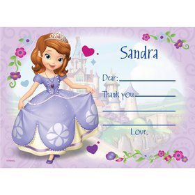 Sofia Personalized Thank You (Each)