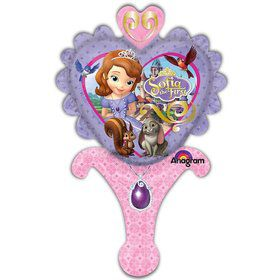 "Sofia the First 12"" Inflate-A-Fun Balloon (Each)"
