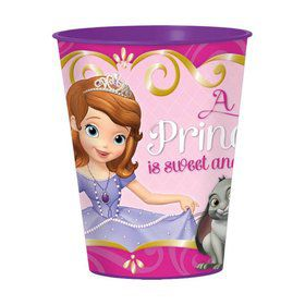 Sofia the First 16oz Favor Cup (Each)