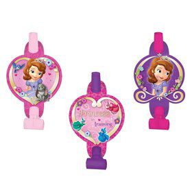 "Sofia the First 5"" Blowouts (8 Pack)"