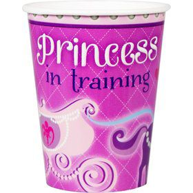 Sofia the First 9oz Cups (8 Count)