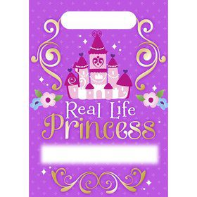 Sofia the First Favor Bags (8 Count)