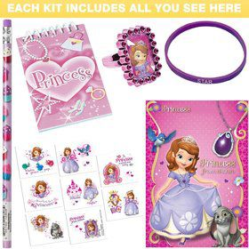 Sofia the First Favor Kit (Each)