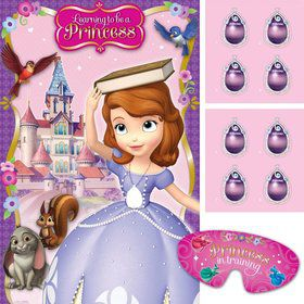 Sofia the First Party Game (Each)