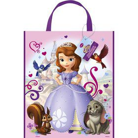 Sofia the First Party Tote Bag (Each)