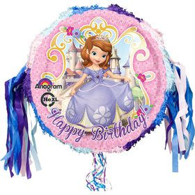 Sofia the First Pinata (Each)