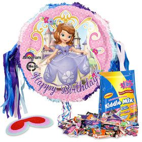 Sofia the First Pinata Kit (Each)