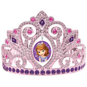 Sofia the First Plastic Tiara (Each)