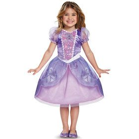 Sofia the First Sofia the Next Chapter Classic Kids Costume