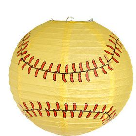 "Softball 12"" Lantern (Each)"