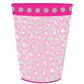Spa Party 16 oz Plastic Favor Cup