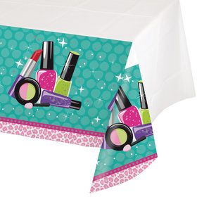 Spa Party Tablecover