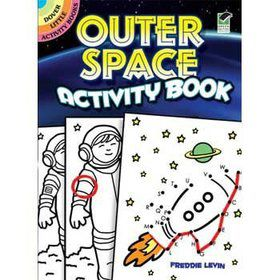 Space Activity Book (each)