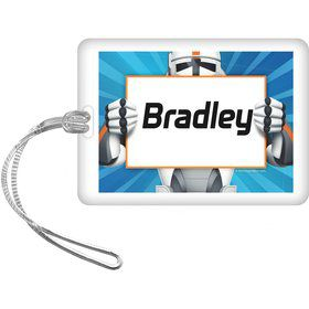 Space Clone Personalized Bag Tag (each)