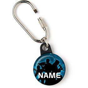 "Space Force Personalized 1"" Carabiner (Each)"