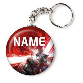 "Space Force Personalized 2.25"" Key Chain (Each)"