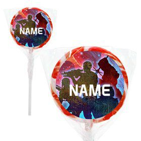 "Space Force Personalized 2"" Lollipops (20 Pack)"