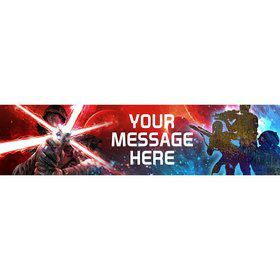 Space Force Personalized Banner (Each)