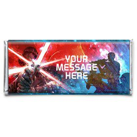 Space Force Personalized Candy Bar Wrapper (Each)