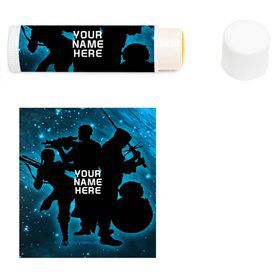 Space Force Personalized Lip Balm (12 Pack)