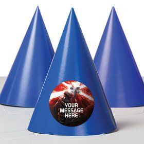 Space Force Personalized Party Hats (8 Count)