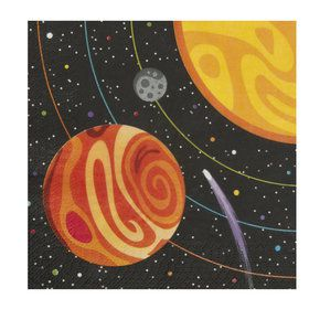 Space Party Lunch Napkins (16)