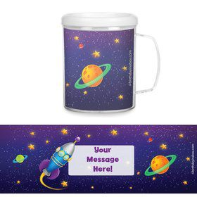 Space Personalized Favor Mugs (Each)