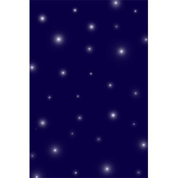 Space Table Cover (each) - Party Supplies BB018380