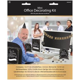 Sparkling Celebration Birthday Office Decorating Kit