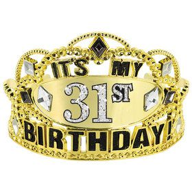 Sparkling Celebration Birthday Tiara Kit