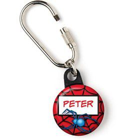 "Spider Personalized 1"" Carabiner (Each)"