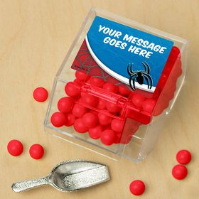 Spider Personalized Candy Bin with Candy Scoop (10 Count)