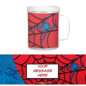 Spider Personalized Favor Mugs (Each)