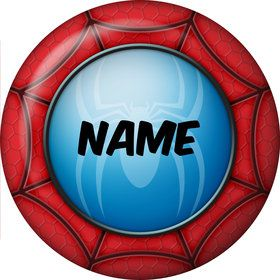 Spider Personalized Mini Magnet (Each)