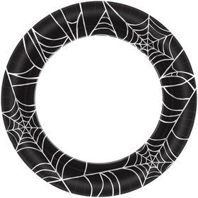 "Spider Web 8.5"" Plates (40 Pack)"