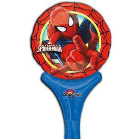 "Spiderman 12"" Inflate-A-Balloon (Each)"