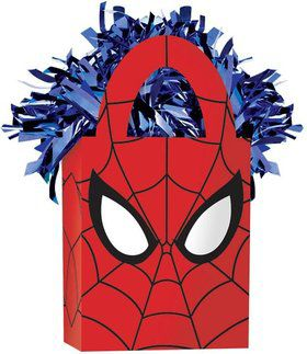 Spiderman 5.7oz Balloon Weight (Each)