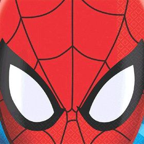 Spiderman Beverage Napkins (16 Pack)