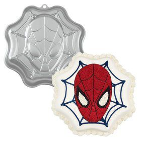 Spiderman Cake Pan (each)