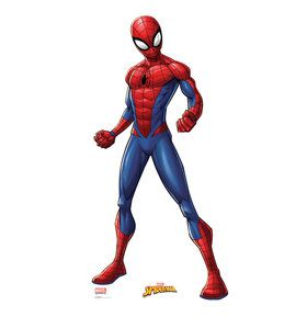 Spiderman Cardboard Standee