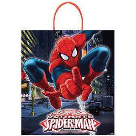 Spiderman Deluxe Loot Bag (1)